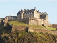 Edinburgh castle visit