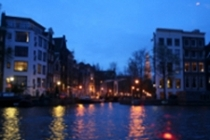 night-life of amsterdam