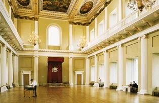 banquetting house london