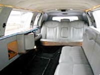 Luxury car limo