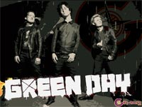 Gift-tours Green Day Wallpaper