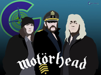 Gift-tours Motorhead Wallpaper