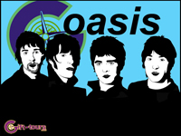 Gift-tours Oasis Wallpaper